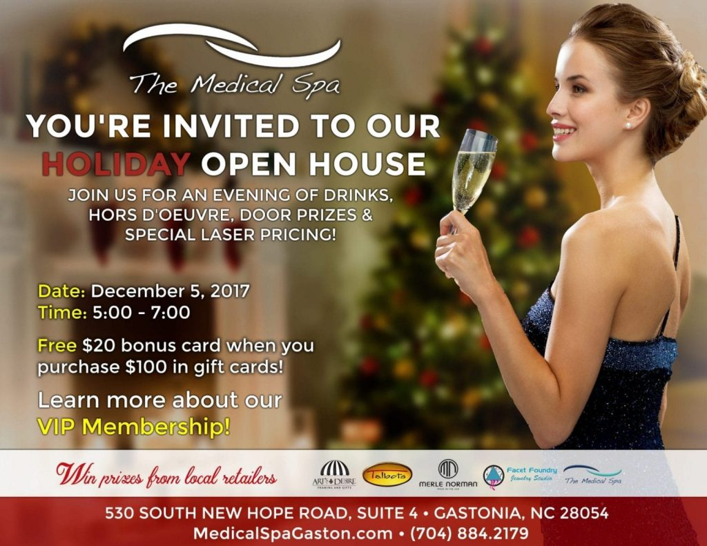 Holiday Open House - The Medical Spa