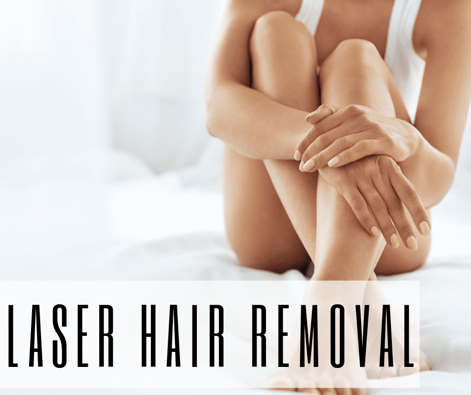 Laser Hair Removal at Center for Aesthetics and Laser
