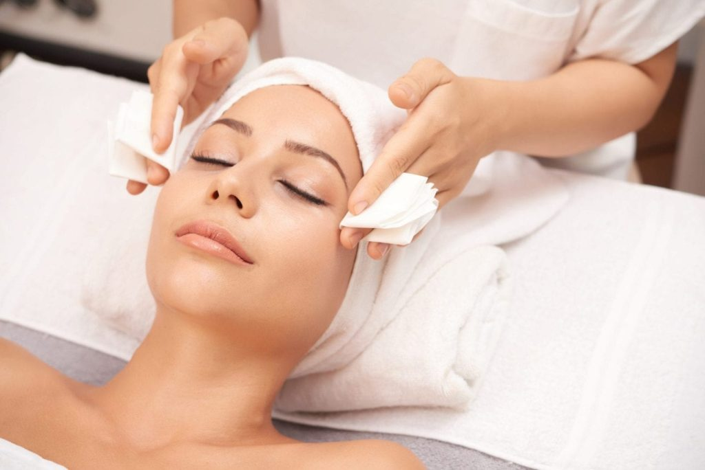 Peels at Center for Aesthetics and Laser