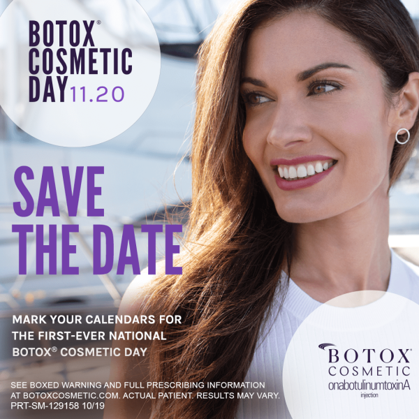 Botox Cosmetic Day